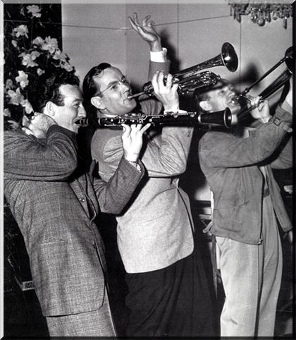 The Big Three: Harry James, Glenn Miller and Sammy Kaye